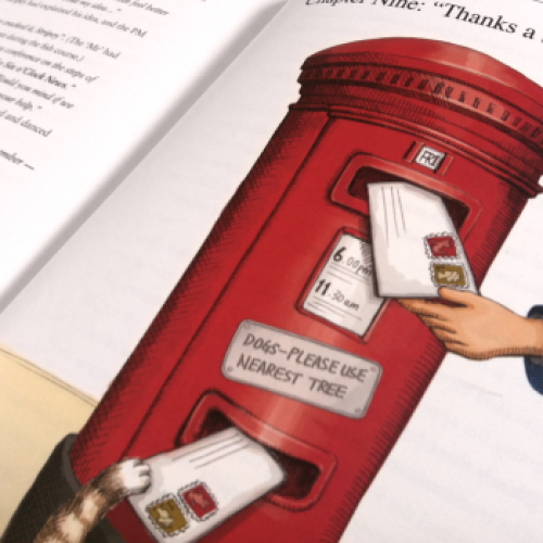 Postbox Illustration
